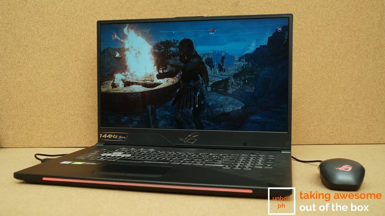 ASUS ROG Strix GL704GV SCAR II Review: Hard-hitting Gaming Notebook