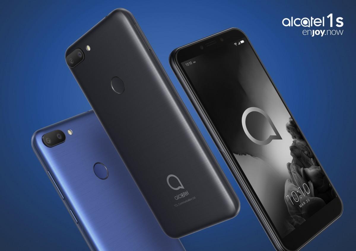 Alcatel Officially Unveils Alcatel 3, Alcatel 3L, and Alcatel 1S at
