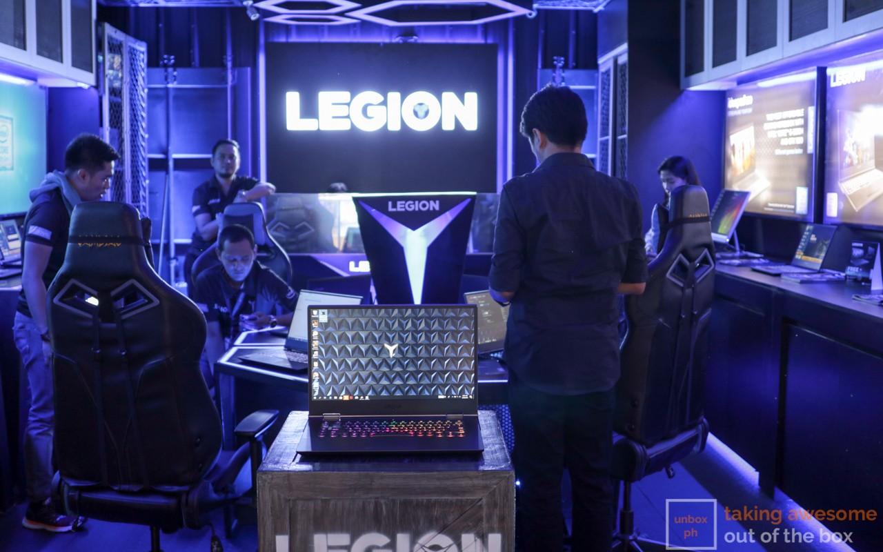 Lenovo Opens First Legion Concept Store at SM North EDSA
