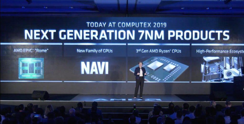 AMD Teases Next-Generation Navi GPUs   www unbox ph