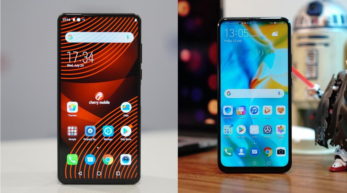 Photo of Pop-up Mid-Range Phone Comparo: Huawei Y9 Prime 2019 vs Cherry Mobile Flare S8 Plus
