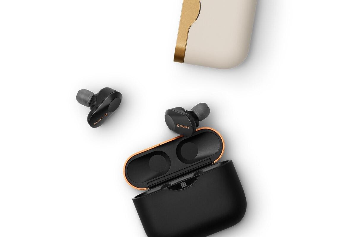 Photo of Sony Unveils WF-1000XM3 Wireless Earbuds