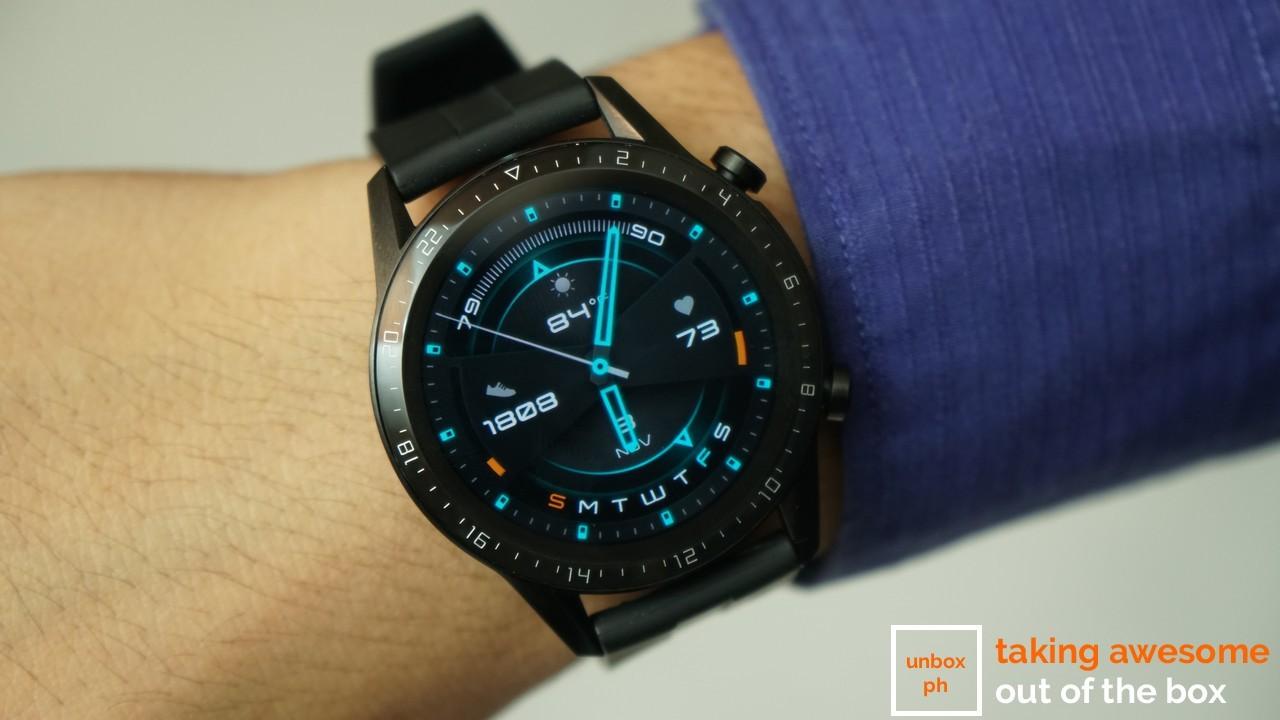 Huawei watch gt apps