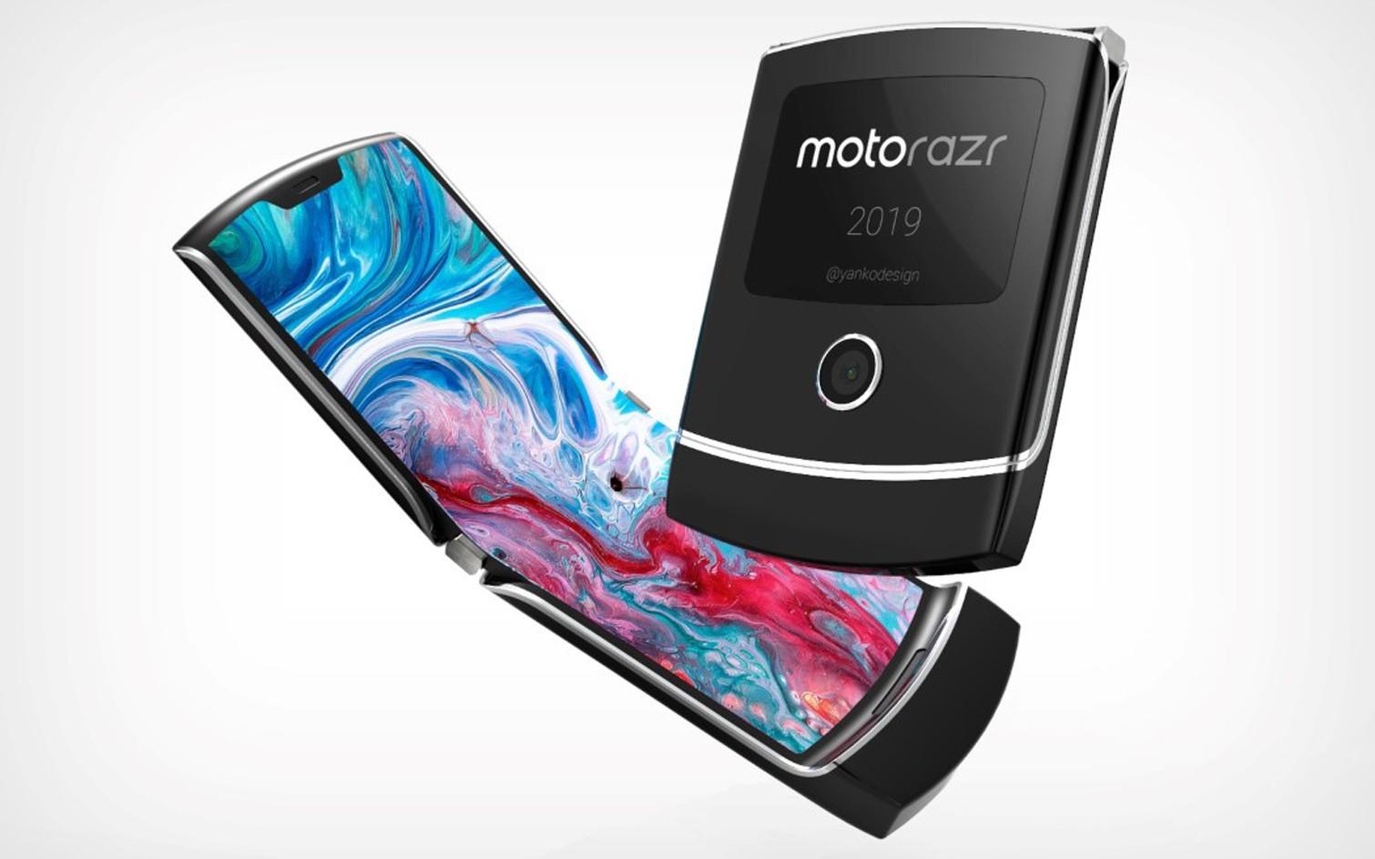Photo of Motorola Brings The razr Back As A Foldable Phone