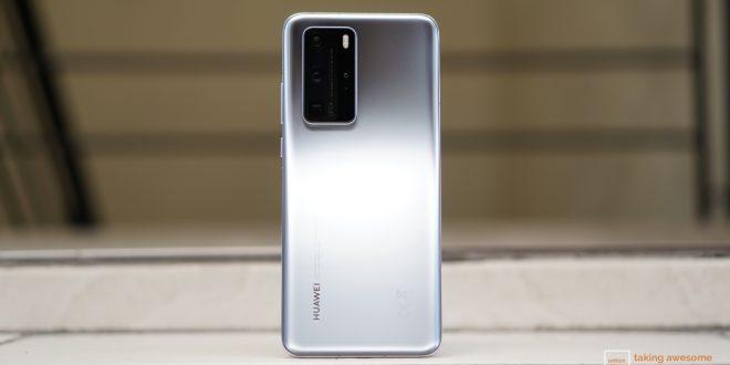 Watch: Huawei P40 Pro Review